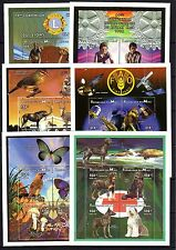 Mali 1996 Animals Insects Space Scouting MNH -(X-2)