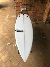 Surfboard DHD DX1 round tail 6'1