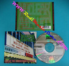 CD NUCLEAR ASSAULT Live at the hammersmith odeon 1992 germany (Xs2) no lp mc dvd