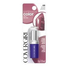 CoverGirl Continuous Color Lipstick, Iced Mauve (Pack of 10)