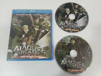 Attack A los Titans Volume 4 - Serie 13-16 - Blu-Ray + DVD Anime Manga