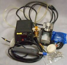 Pace Desoldering Rework Station St85 With Handpiece Stand Accessory Cleaning Kit