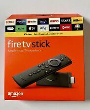 Amazon Fire TV Stick w/Alexa Voice Remote 3rd Gen LATEST 2020 MODEL New SEALED