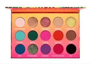 WET N WILD Bretman Rock Jungle Queen Color Palette Neon Funky Electric Eyeshadow