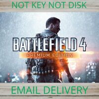 🎁Battlefield 4 Premium Edition🎁PC Game Region Free WARRANTY