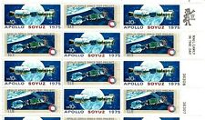 US STAMPS #1569-1570 APOLLO-SOYUZ MINT SHEET M/NH 10 CTS MALE AN OFFER!!!