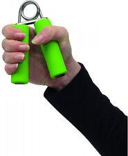 schwarz 1 Paar ideales Hand Training HAND GRIPS Fingerhantel PVC grau