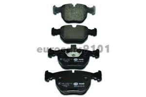 New! BMW X5 Hella-PAGID Front Disc Brake Pad Set 355008281 34116761252