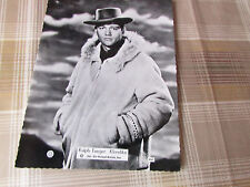 Ralph TAEGER 1961 Klondike WESTERN Actor Star Pics Publicity / Fan Photo SP427