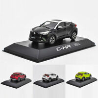 1:43 Toyota C-HR SUV Off-road Model Car Metal Diecast Vehicle Gift Collection