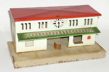 Old Tin Station Station Railway Station Tin Toy Track 0 railway building Kibri