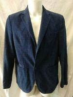 giacca uomo cotone doppio MANUEL RITZ TAGLIA 52