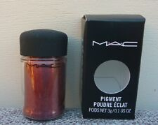 MAC Pigment Colour Powder, #Heritage Rouge, 3g / 0.1oz, Brand New In Box!!