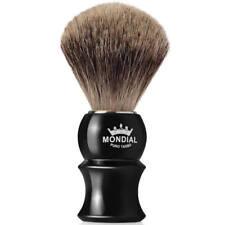 Mondial 1908 Best Badger Shaving Brush Black