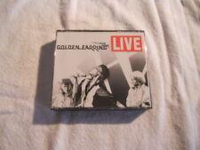 "Golden Earring ""Live"" Original 2cd Box MCA 1977  Printed in Canada"