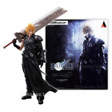 Final Fantasy VII 7 Cloud Strife Play Arts Kai Figure Square Enix NEW Authentic