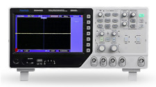 Hantek DSO4102S Digital Oscilloscope 2 Channels 100MHz 1 Channel Arbitrary