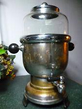 ROWENTA E5236 Perkolator Kaffeekocher Kaffeemaschine 40er/50er Jenaer Glas