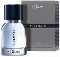 S.Oliver Soulmate Men Edt Eau de Toilette Spray 30ml NEU/OVP