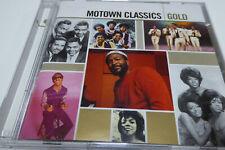 V/A - Motown Classics - Gold - NM (2CD)