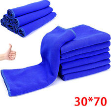 Microfiber Towel Wipe Cloth Micro Car Cleaning Wash Fibre Cleaning 30x70cm New M
