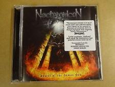 CD / NECRONOMICON - ADVENT OF THE HUMAN GOD