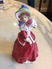 "royal doulton figurine ""Christmas Morn"" HN 3212 Designed By Peggy Davies 4"""