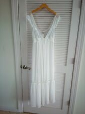 In Bloom by Jonquil White Bridal Trousseau Gown NWOT SP