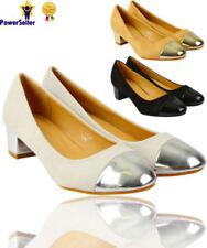 Wedding Court Standard Width (B) Heels for Women