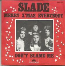 SLADE Merry X'mas everybody FRENCH SINGLE POLYDOR 1973