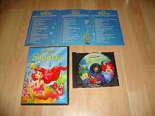 LA SIRENITA DE WALT DISNEY CLASICO 28  EN DVD VOCES SOLO ESPAÑOL EN BUEN ESTADO