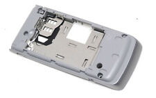 Nokia 3610f 3610 fold - D-Cover Middle Cover + Charging socket Grey New Original