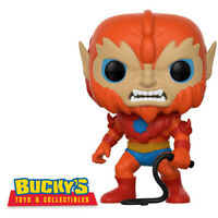 Beast Man Funko Pop! Master of the Universe He-Man Skeletor Orco Merman In-stock