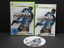 Alpha Protocol für Microsoft Xbox 360 / Xbox360