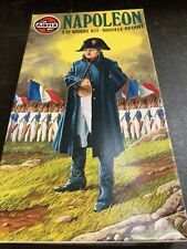 airfix 1/12 02508 napoleon model figure kit conts sealed rare