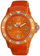 Ice-Watch JYOTUU10 Ice-Jelly Orange Band Sport Unisex Watch