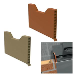 5x Lintel Cavity Weep Vents Drain lintels, cavity trays & ventilate cavity walls