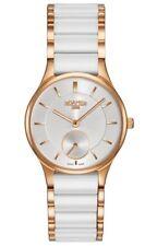 Roamer CERALINE Women's White Ceramic Swiss Quartz Watch 677855 49 15 60