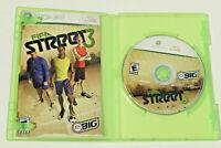 FIFA Street 3 Microsoft Xbox 360 Complete CIB Good Disc Soccer Sports Games