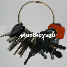 TRACTOR / AGRICULTURAL KEYS  - FREE UK POST!