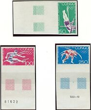 Congo Olympische Spiele Olympic Games 1972 Imperforated set MNH