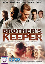 Brother's Keeper | DVD, PG-13, Drama | Alex Miller, Ray Wise