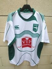 Maillot A.S IDRON LEE rugby A.S.I.L porté n°7 Canterbury shirt XL