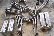 """20 Alcoa Gutter Hangers Brackets For 5"""" K Style Gutters Low Clearance"""