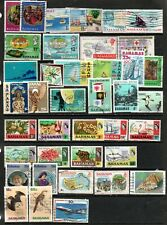 Bahamas QEII 1969-97 to 60c used
