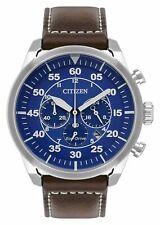 Citizen Men's Avion Eco-Drive Watch CA4210-41L NEW