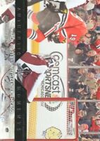 2013-14 SP Authentic Hockey #160 Jonathan Toews AM Chicago Blackhawks