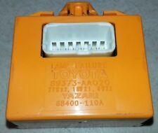 99-03 Solara Brake Lamp Failure Module Sensor Relay Tail Light 89373-AA020