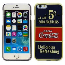 Coca Cola Protection Cover Accessories for Apple iPhone 6 Plus 5.5 Design Cell