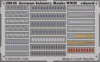 Eduard 1/48 Infantería Alemana FILAS DE II Guerra Mundial Pre-Pintados EN COLOR